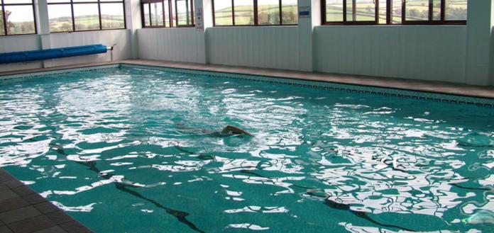 The Moorview Pool at Ashbury