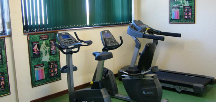 The Ashbury Fitness Suite