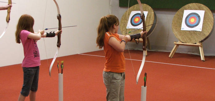 5 indoor shooting ranges