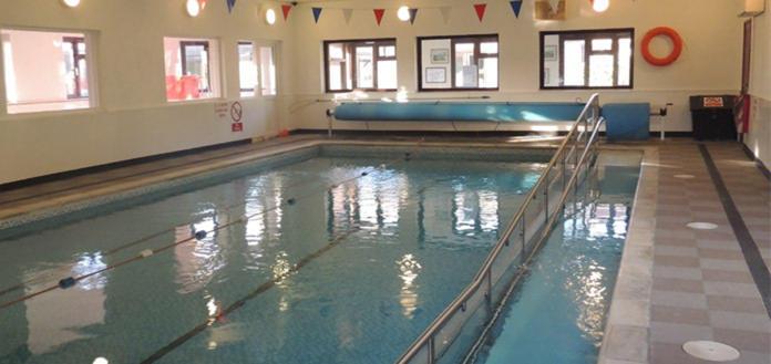Manor Pool - Easy Access Ramp